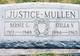 "Bernard George ""Bernie, Willie"" Justice"