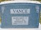 Margaret C Vance