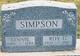 Linnie <I>Lannom</I> Simpson