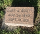 Mary Alice <I>Winterburn</I> Scott