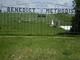 Benedict Methodist Cemetery