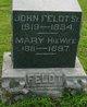 Profile photo:  John Feldt, Sr