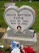 Profile photo:  Dillon Matthew Funk