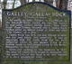 Galley Rock Cemetery