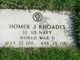Homer J Rhoades