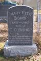 Mary Etta <I>Nelson</I> Bishop