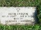 Ruth Evelyn <I>Erickson</I> Rhoades