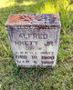 Profile photo:  Alfred Rhett, Jr