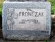 """Franciska """"Fritzie"""" Franczak"""