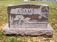 Profile photo:  Elizabeth Anne <I>Davis</I> Adams