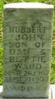 Hubbert John Ward