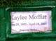 """Kathleen Marie """"Kaylee"""" Moffitt"""