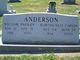 Profile photo:  Martha Nell <I>Carson</I> Anderson