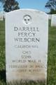 Darrell Percy Wilborn