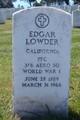 Edgar Lowder