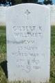 Gilbert K Willimet