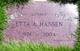 Etta Ann <I>Porter</I> Hansen