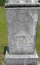 "Profile photo:  Martha Mauvella ""Mattie"" <I>Harris</I> Johnson"