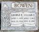 """George Olen Kelsey """"Kels"""" Bowen"""