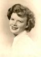 "Profile photo:  Marie Loree ""Sis"" <I>Bowen</I> Hagler"