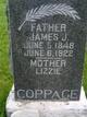 """Elizabeth """"Lizzie"""" <I>Haley</I> Coppage"""