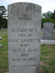 "Elizabeth ""Betsy"" <I>Fulp</I> Landreth"