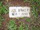 Joe Baker