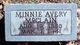 Minnie <I>Avery</I> McClain