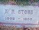 Harry M Stone