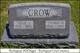 "Matilda Jane ""Tillie"" <I>Rowe</I> Crow"