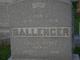 Profile photo:  Callie <I>Bybee</I> Ballenger