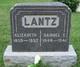 Profile photo:  Samuel E. Lantz