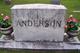 Profile photo:  Ida O. Anderson