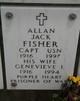 Profile photo:  Allan Jack Fisher