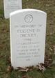 Lieut Eugene D. Dickey