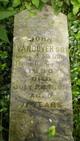 John Vandover, Sr