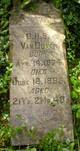 Burkett H S Vandover