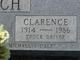 Clarence French