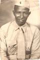 Profile photo: Maj Arthur P Yarborough, Sr
