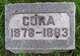 Cora Sherk
