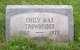 """Emily Mae """"May"""" <I>Rowed</I> Trowbridge"""
