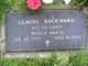 Claude Backward