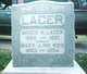 Mary J <I>Wilder</I> Lacer