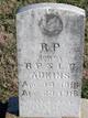 Robert Preston Adkins, Jr