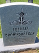 Profile photo:  Theresa Brownsberger