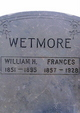 William H Wetmore