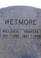 Frances Wetmore