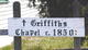 Griffiths Chapel Cemetery
