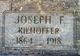 Joseph Francis Kilhoffer