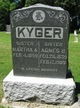 Profile photo:  Agnes B. Kyger